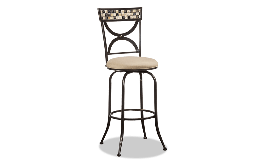 Henry Swivel Stool