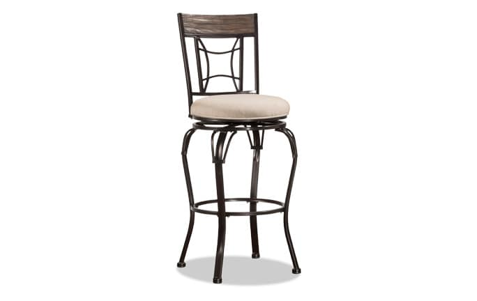 Tony Swivel Stool