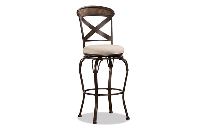Theo Swivel Stool