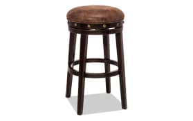 David Bar Backless Swivel Stool