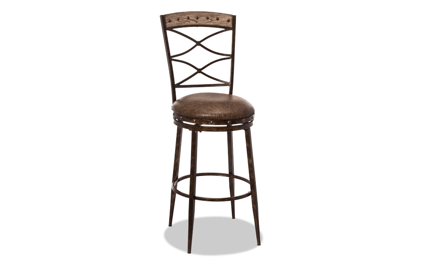 Lacy Swivel Stool