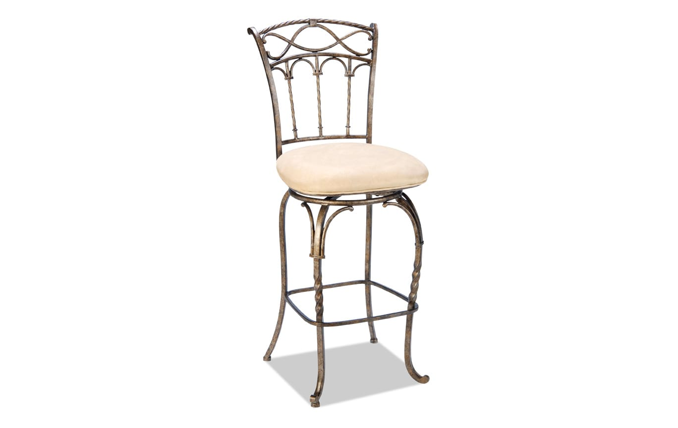 Maeve Swivel Stool