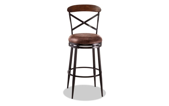 Emelia Swivel Stool