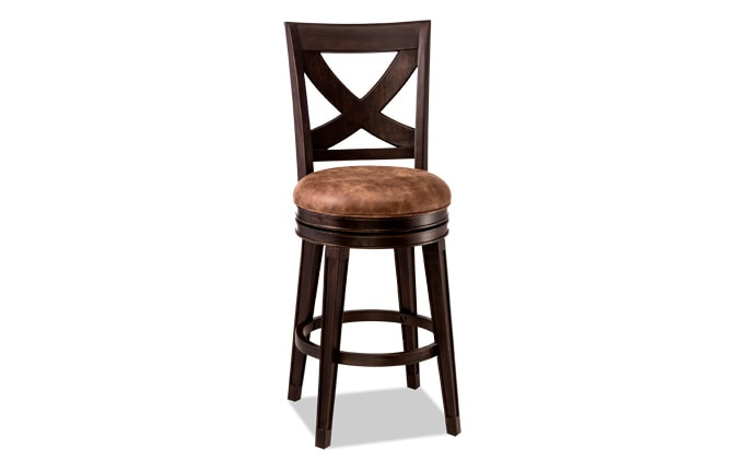 Delphina Swivel Stool