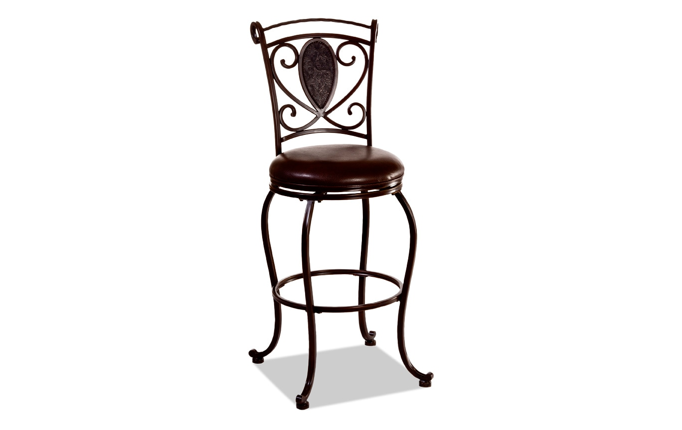 Deborah Swivel Stool