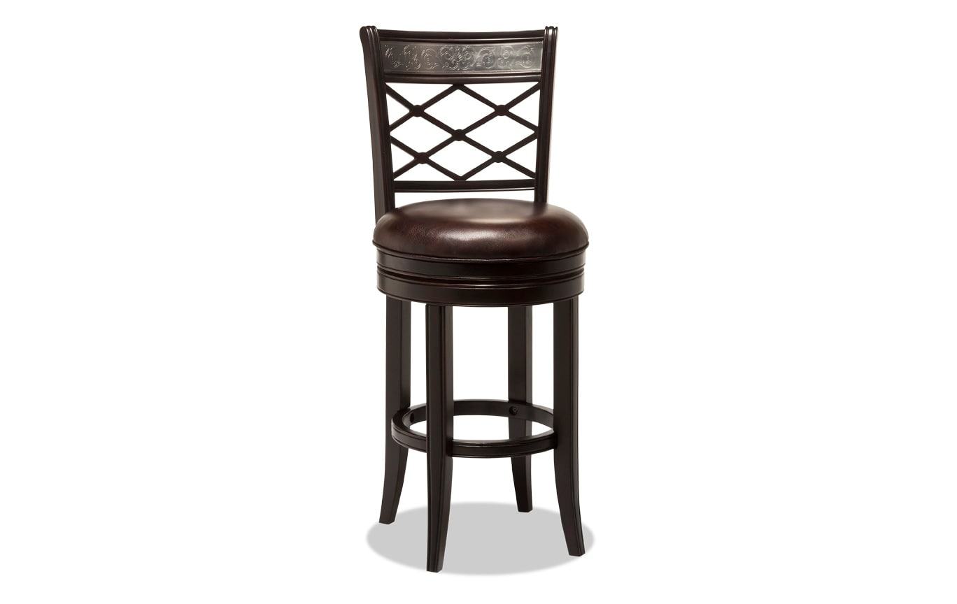 Shireen Swivel Stool