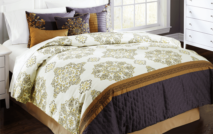 Palermo 7 Piece Comforter Set