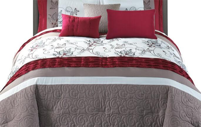 Belfort 7 Piece Comforter Set