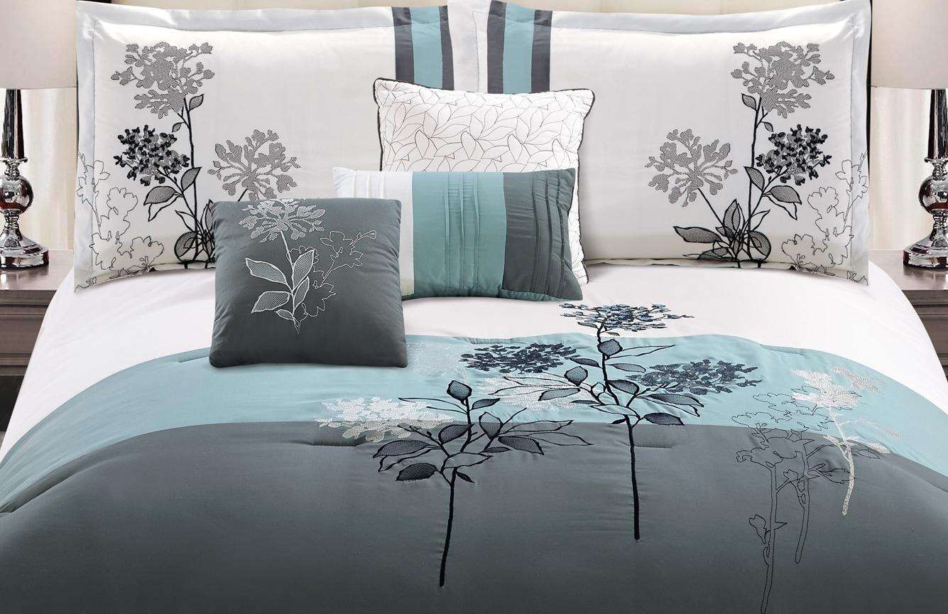 Elize 7 Piece Comforter Set