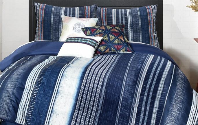 Talbot 7 Piece Comforter Set
