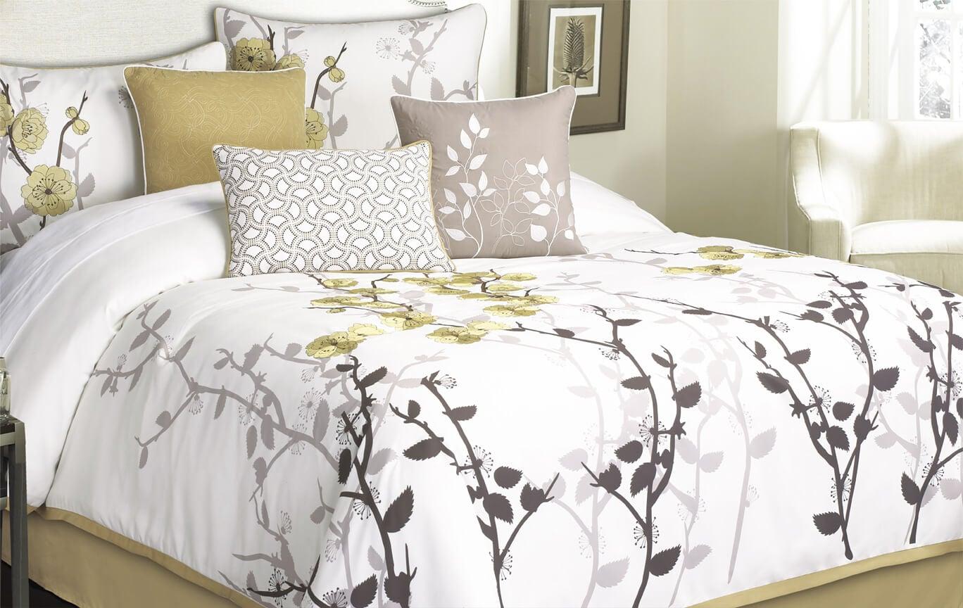 Genevieve 7 Piece Comforter Set