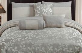 Serenity Queen 7 Piece Comforter Set