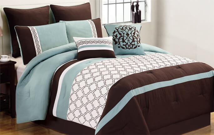 Tara 7 Piece Comforter Set
