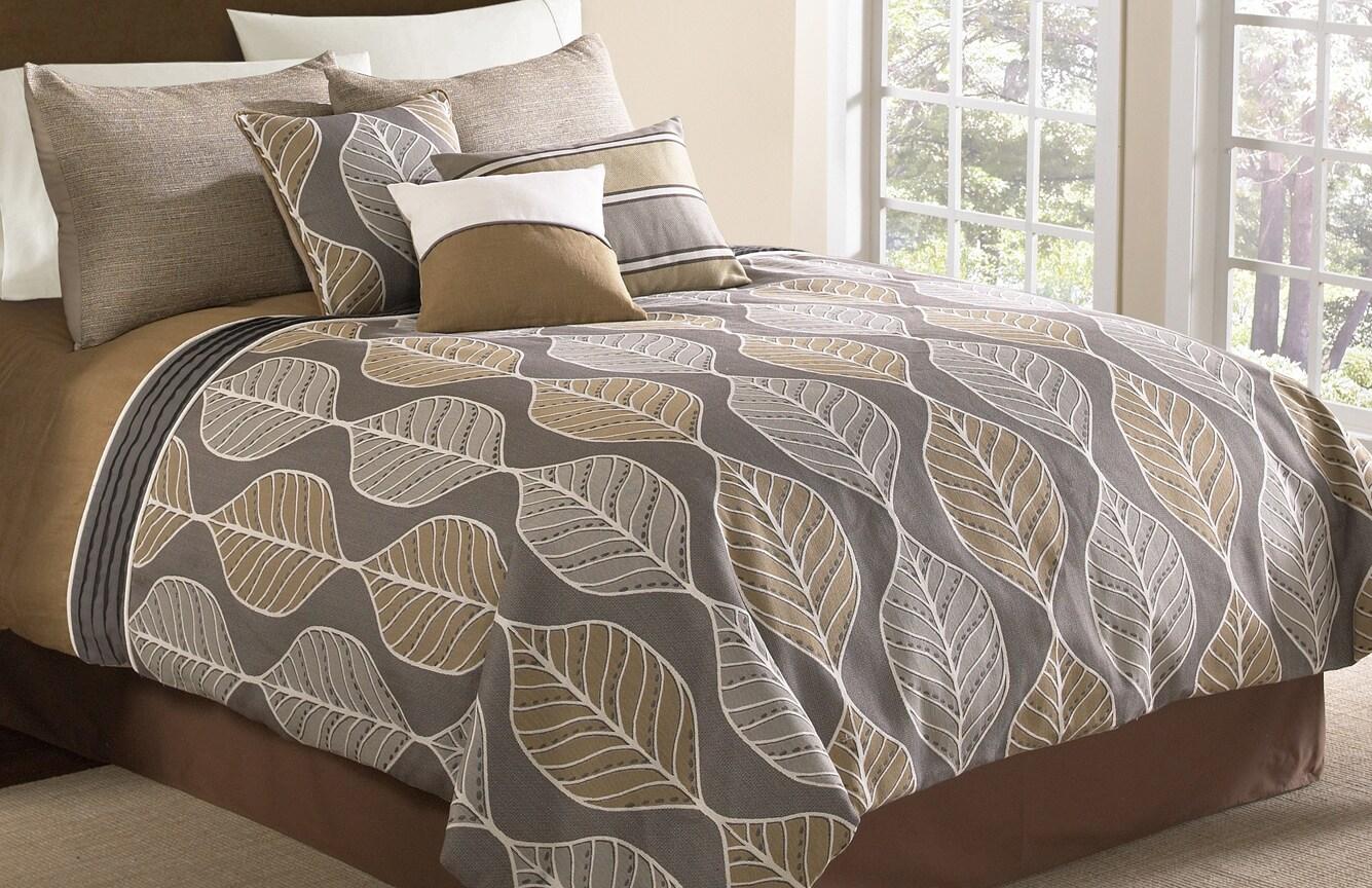 Hadley King 7 Piece Comforter Set