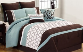 Tara King 7 Piece Comforter Set
