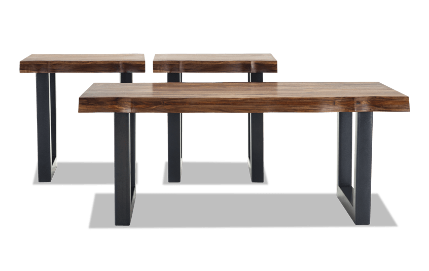Monterey Coffee Table Set | Bob\'s Discount Furniture