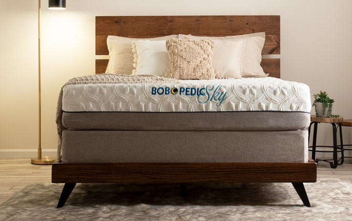 Bob-O-Pedic Sky Mattress Set