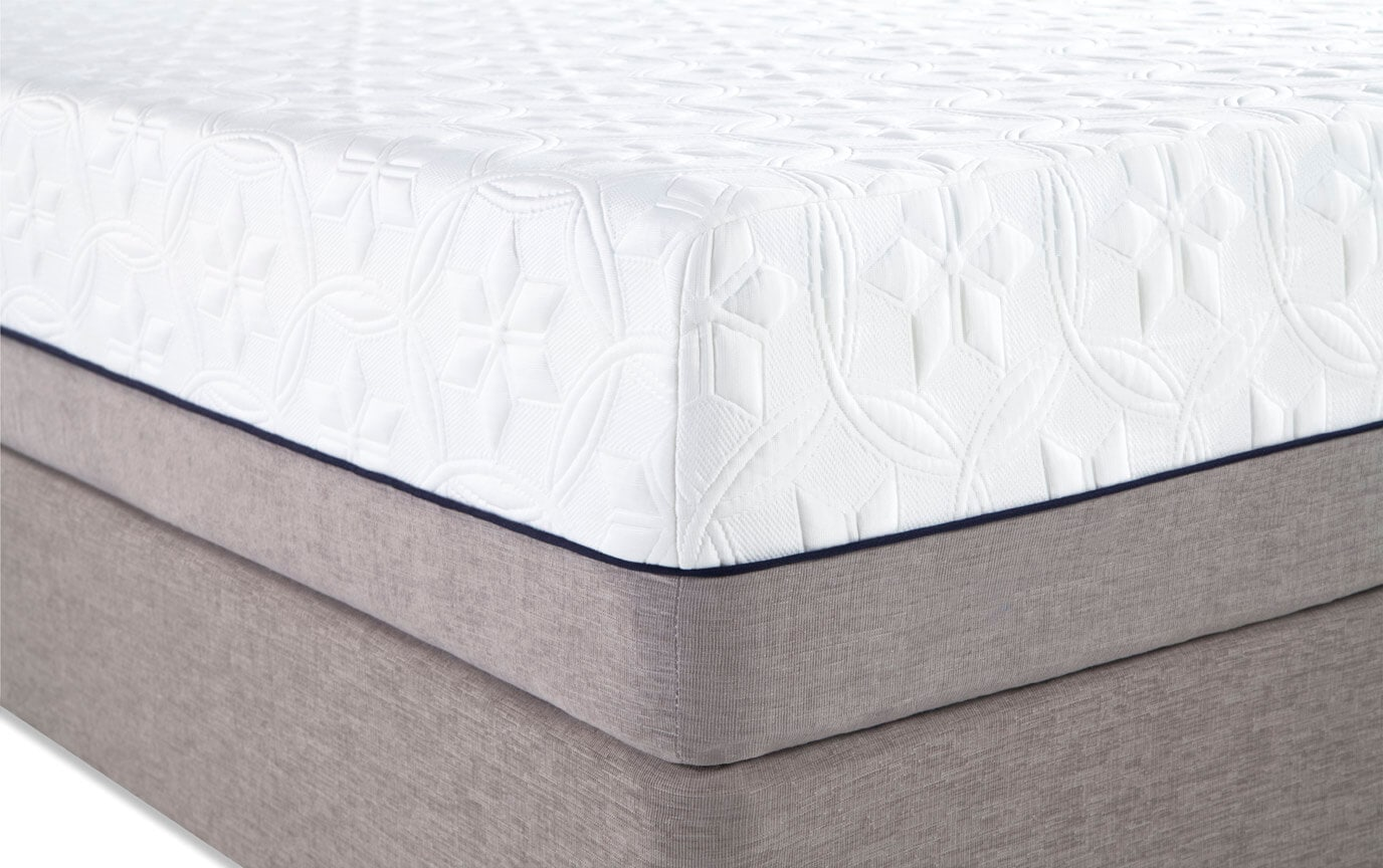 Bob O Pedic Sky Twin Firm Mattress Set Bobs Com