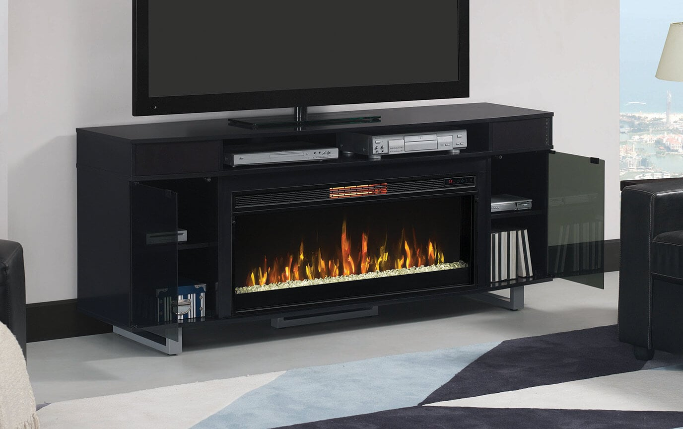 fireplace large discount electric bobs listings living fireplaces furniture p hero room bob s gramercy