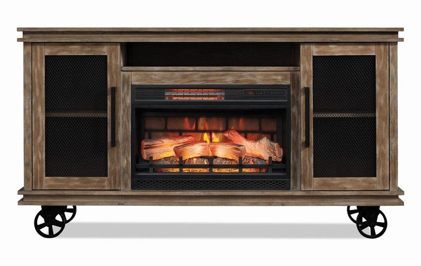 Trolley Fireplace