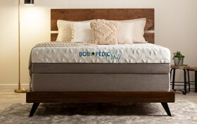 Bob-O-Pedic Sky Queen Plush Standard Mattress Set