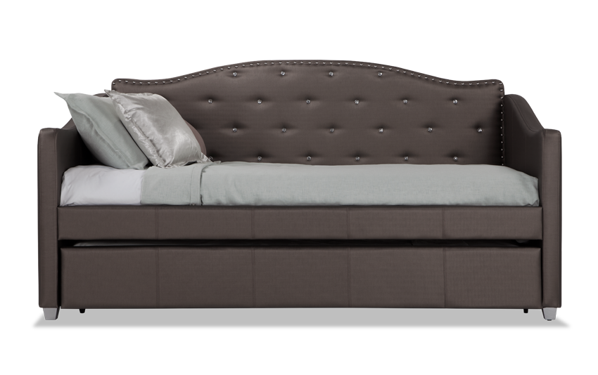 Madelyn Upholstered Daybed With Trundle