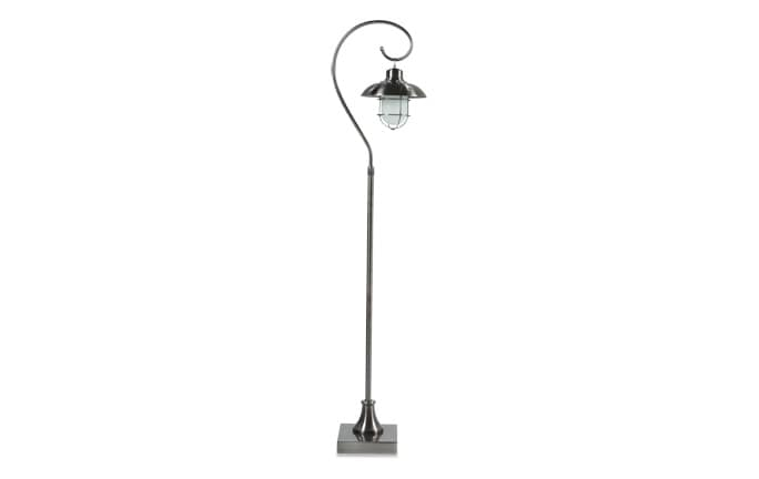 Bobs product badge wish list icon unselected lantern floor lamp