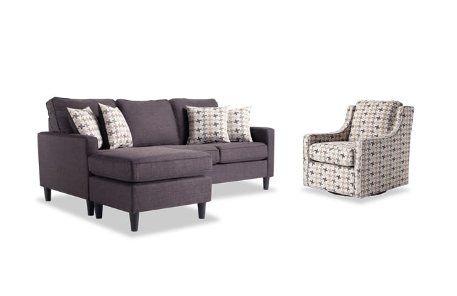 Malibu Chofa & Accent Chair