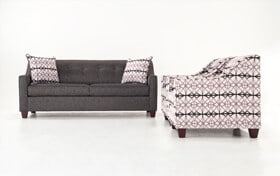Caleb Sofa & Accent Chairs