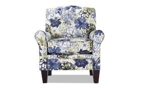 Elsa Floral Accent Chair