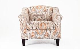 Jasmine Elephant Accent Chair