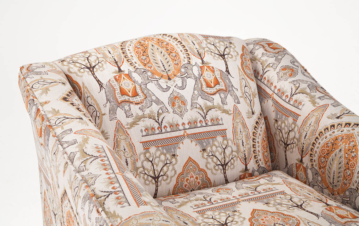 Jasmine Elephant Accent Chair