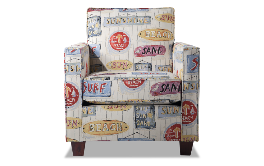 Ariel Sunshine Accent Chair