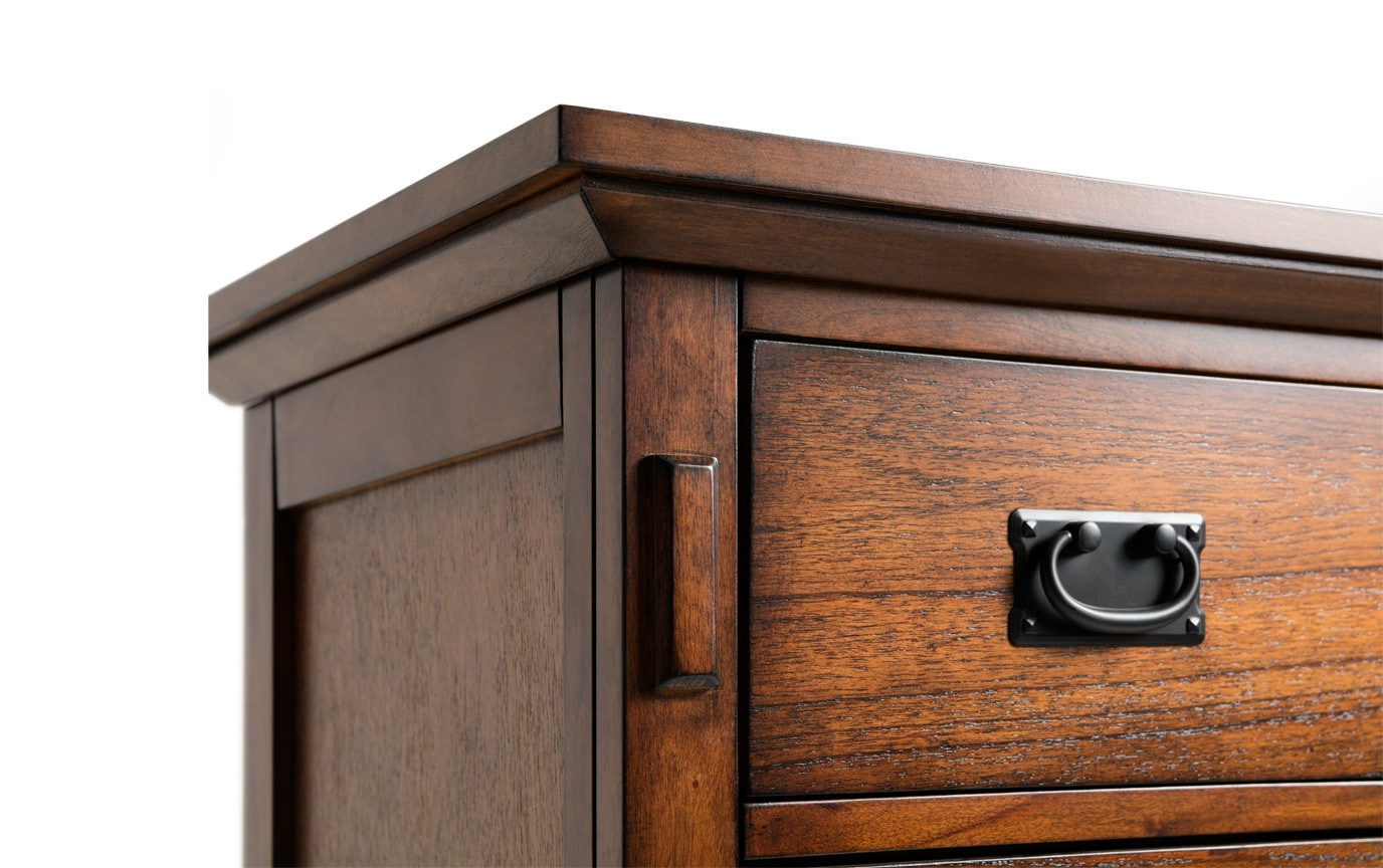 Mission Oak II Lift-Top Chest