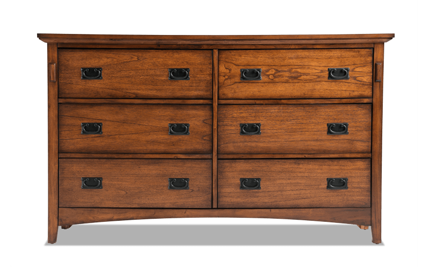 Mission Oak II Dresser