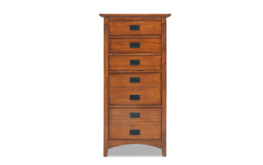 Mission Oak II Lingerie Chest