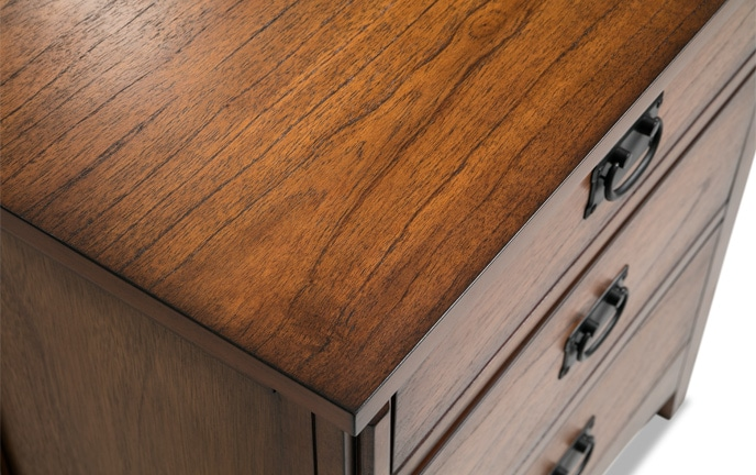 Mission Oak II Nightstand