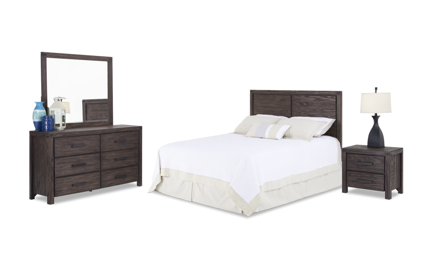 Austin Queen Bedroom Set | Bob\'s Discount Furniture