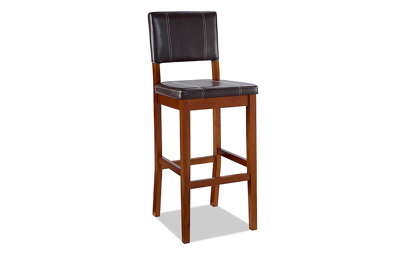 Naples Brown Bar Stool