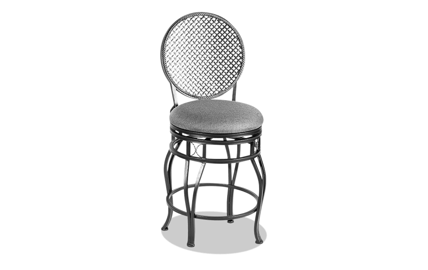 Martha Swivel Stool