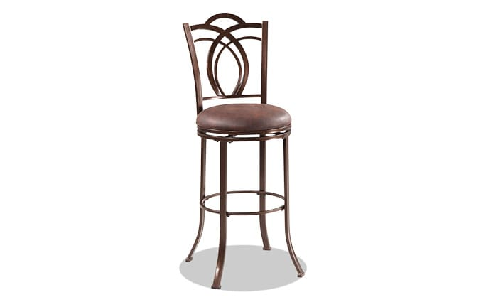 Caleb Swivel Stool