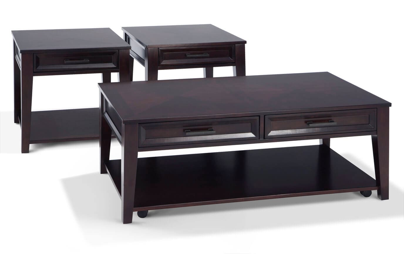 Matrix Coffee Table Set
