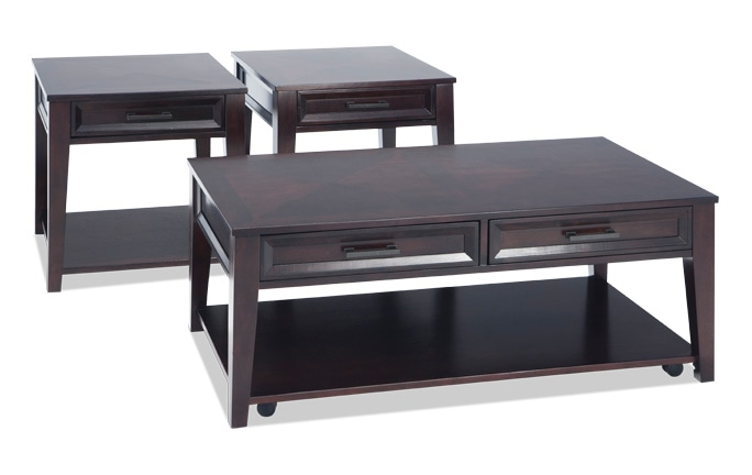 Matrix Coffee Table Set