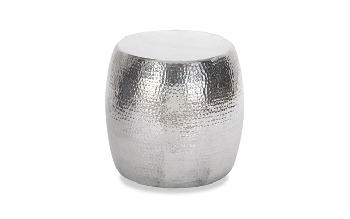 Aluminum Accent Table