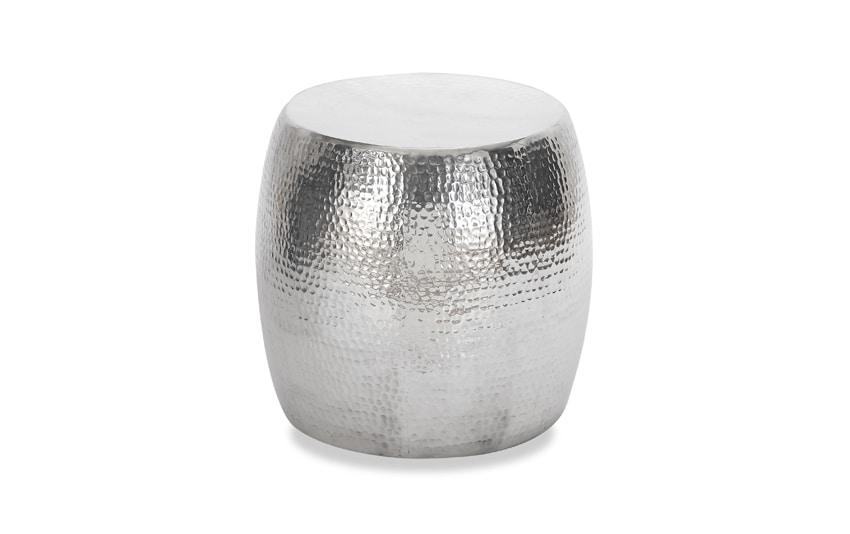 Aluminum Accent Table