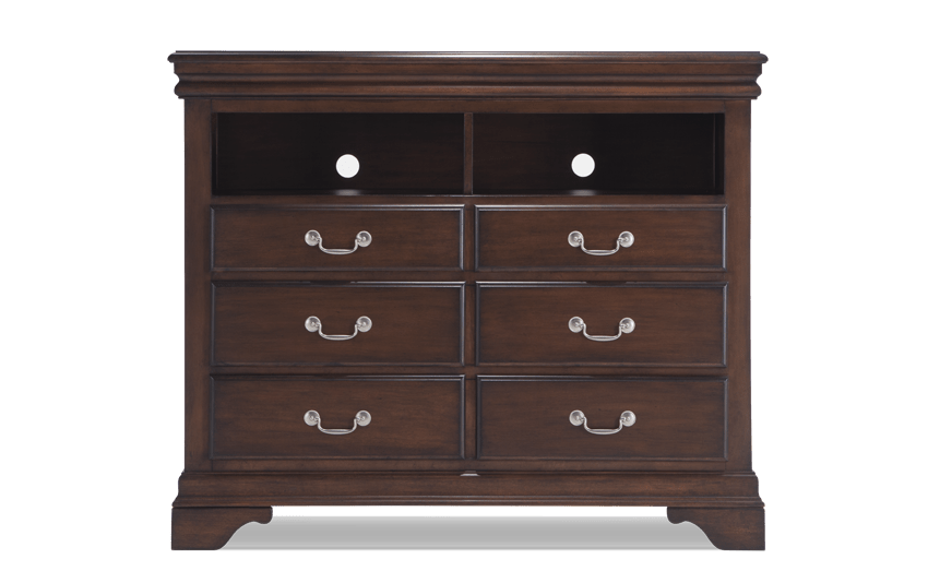 Louie Louie Cherry TV Chest