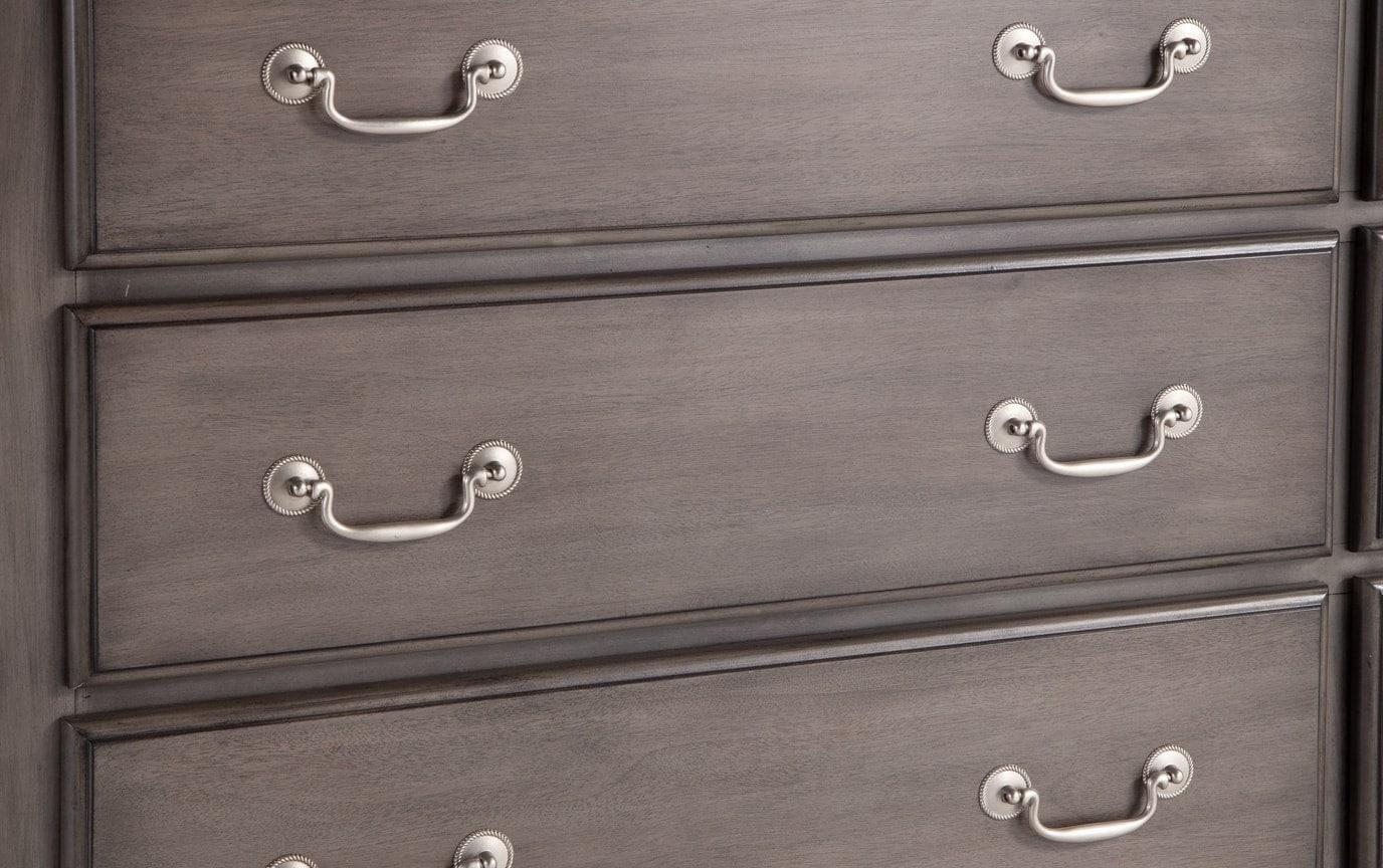 Louie Louie Gray Dresser