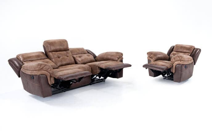 Navigator Manual Sofa & Recliner