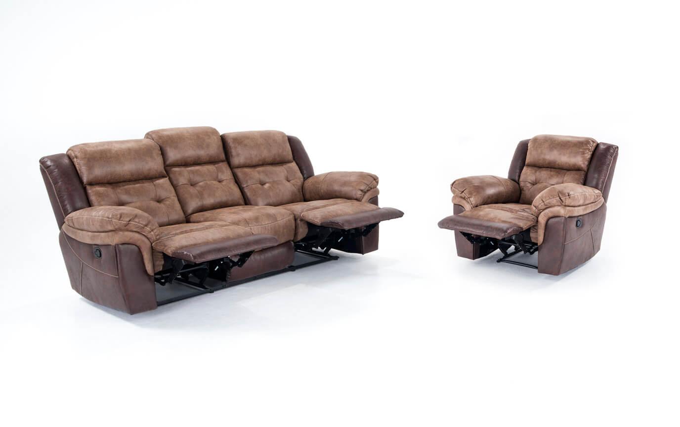 Navigator Manual Sofa & Recliner