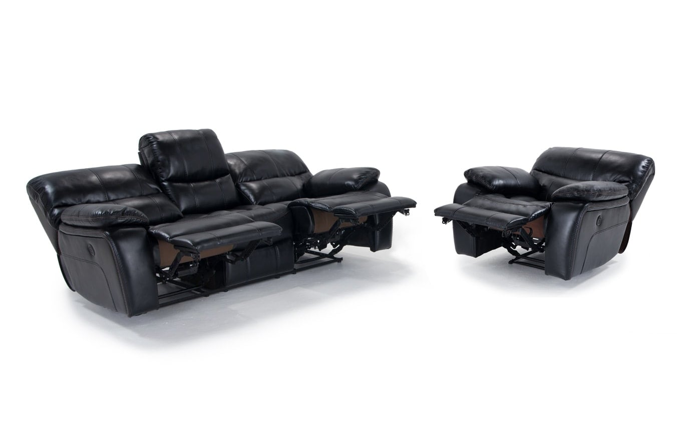 Avenger Power Reclining Sofa & Power Recliner